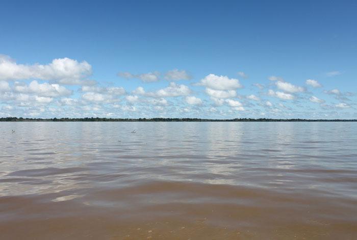 kayak amazon river