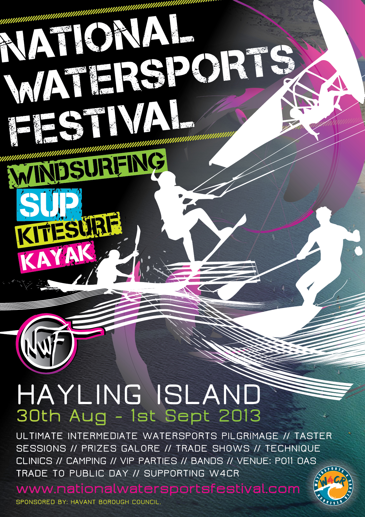 National Watersports Festival 2013 - Hayling Island 1