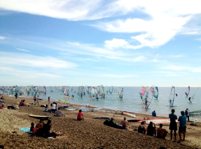 National Watersports Festival 2013 - Hayling Island 3