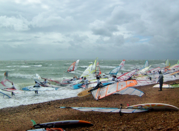 National Watersports Festival 2013 - Hayling Island 2