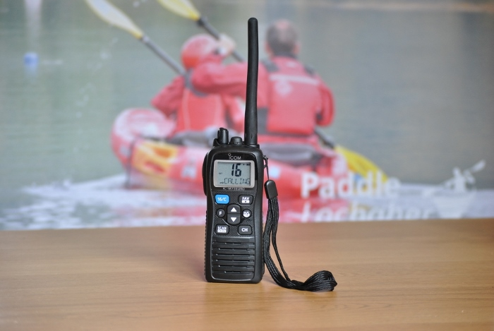 Kayak communication - staying in touch while out for a float 2