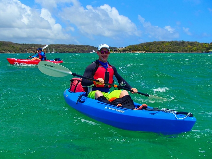 Kayak touring essentials - home and away 4