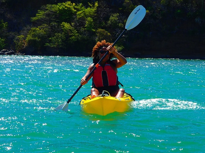 Kayak touring essentials - home and away 1