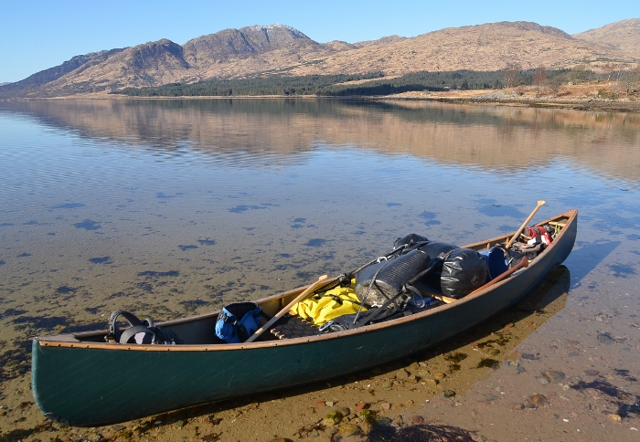 Travels with canoe 7