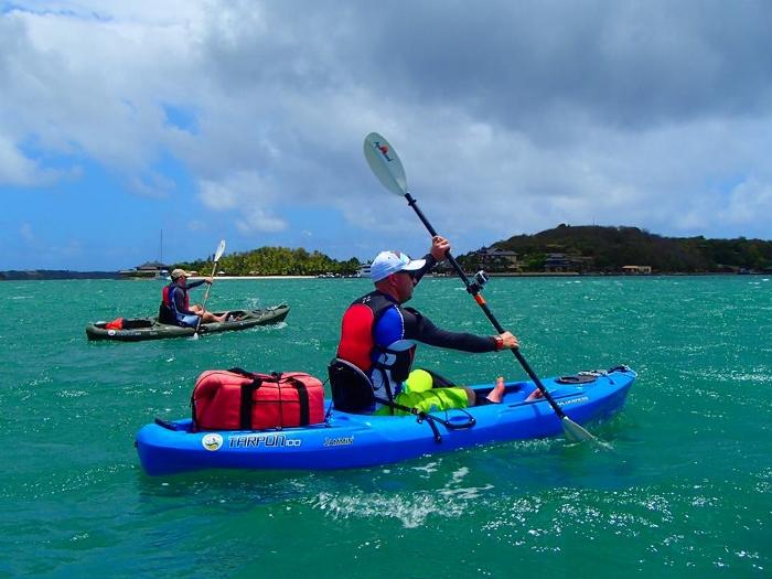 Spice Island kayaking – Grenadian paddling vibes 9