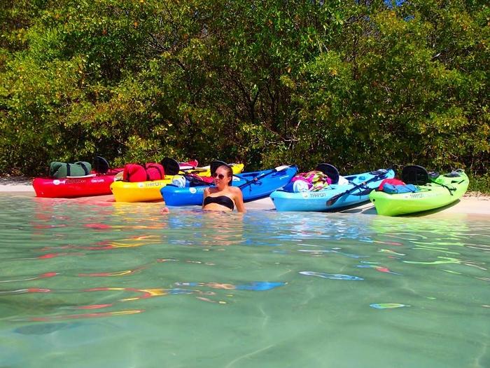 Spice Island kayaking – Grenadian paddling vibes 10