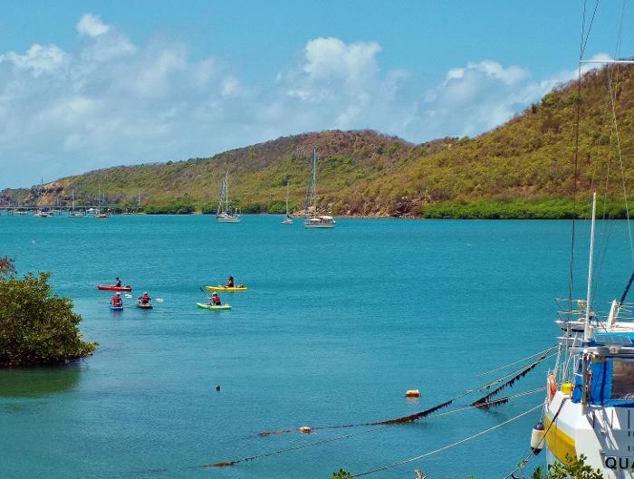 Spice Island kayaking – Grenadian paddling vibes 6
