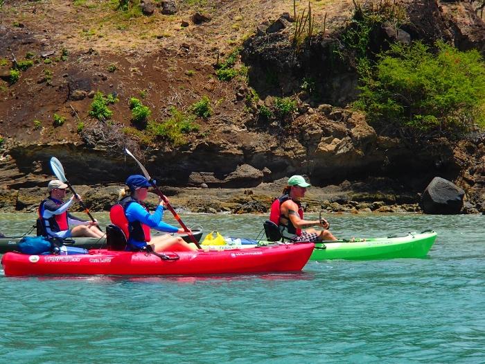 Spice Island kayaking – Grenadian paddling vibes 1