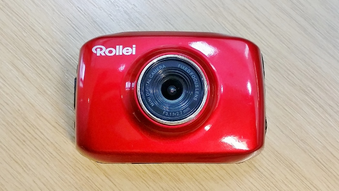 Action selfie time! POV action camera and mounting options 21