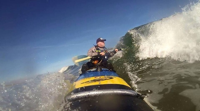 Casting lines - an intro to kayak fishing 8