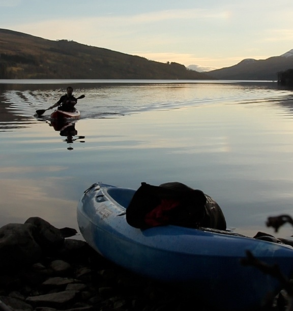 Sit on kayak adventure touring: get out there and explore 1