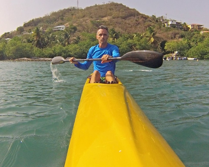 No pain no gain – surfski trials and tribulations 11