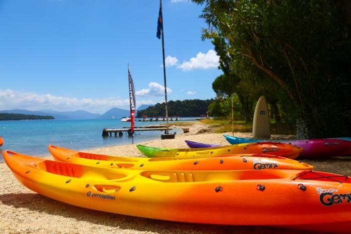 Idyllic kayaking - Greek style! 3