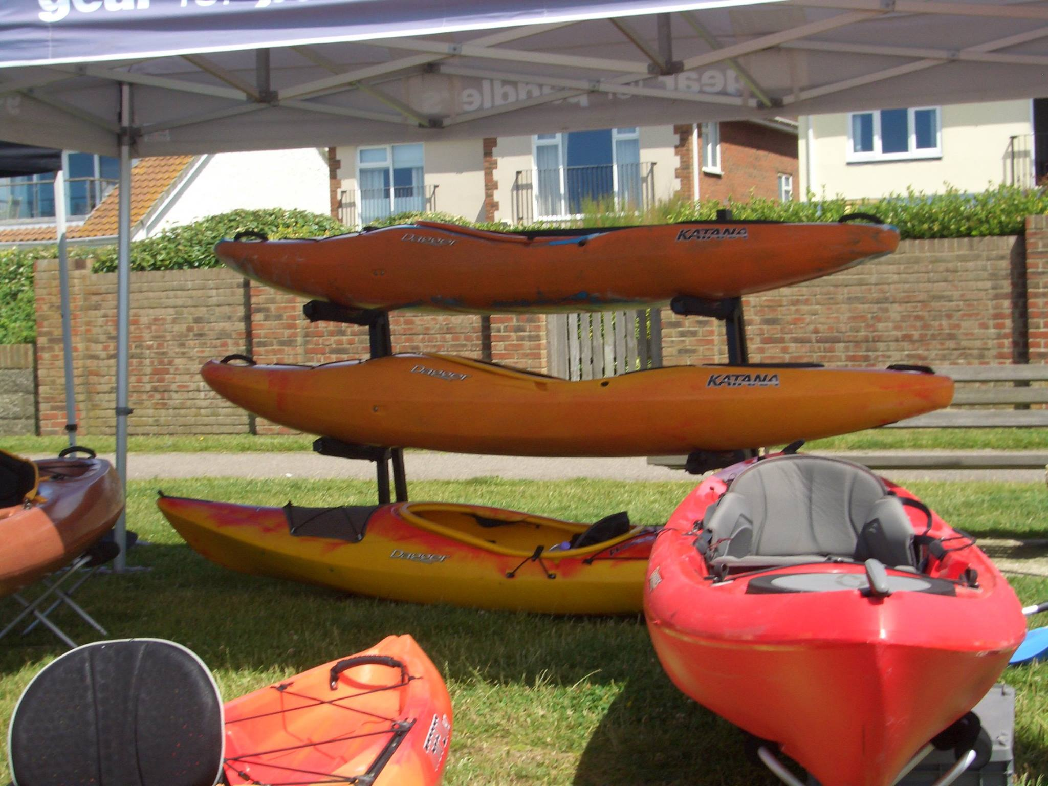Sun, sea, sand and sit on tops - Shore Watersports Paddlesports Weekend 5