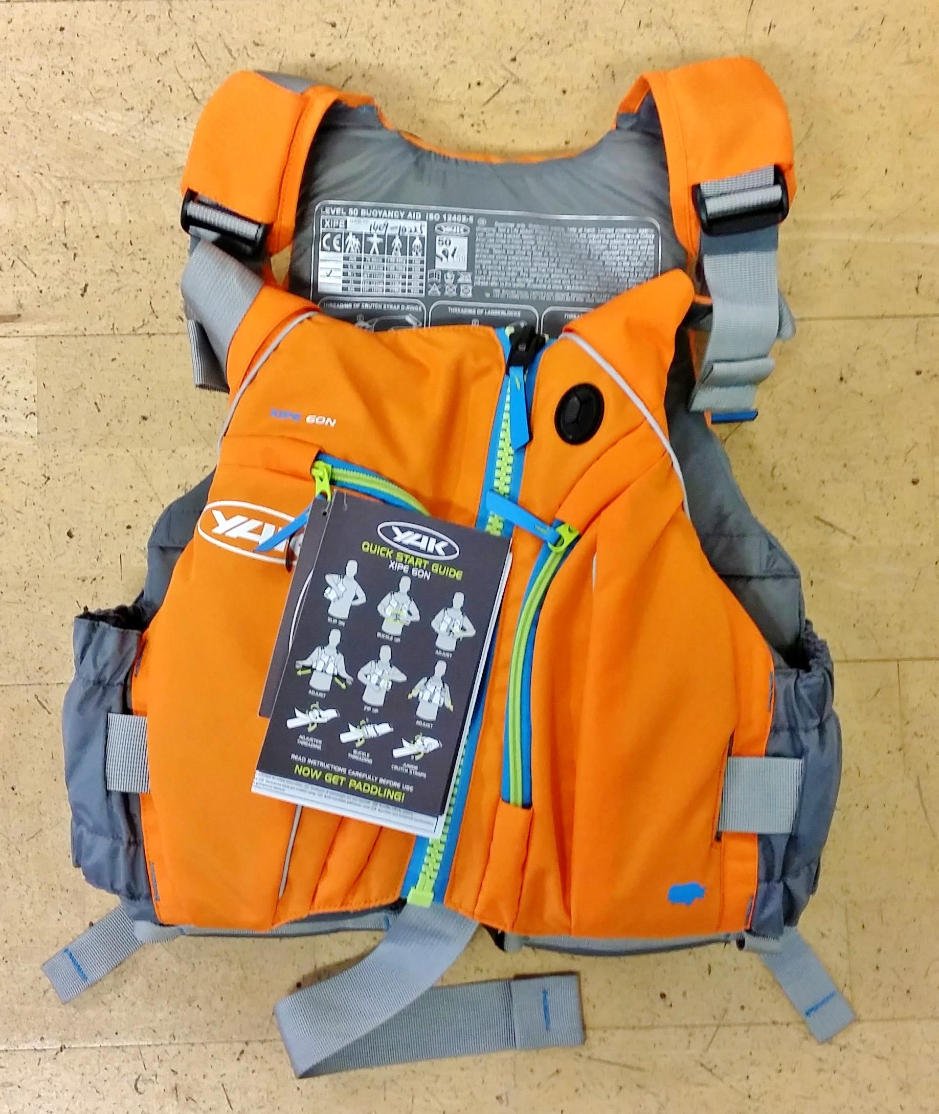 Snug yet practical – Yak Xipe buoyancy aid review 3