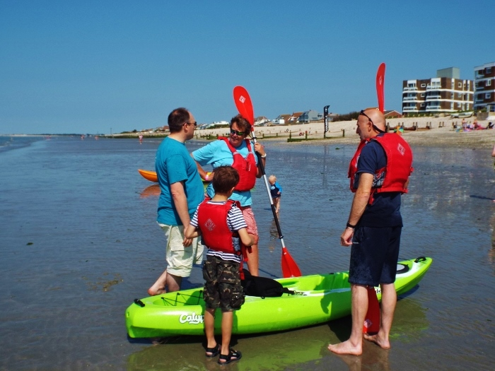 Why go to kayaking demo days? 4