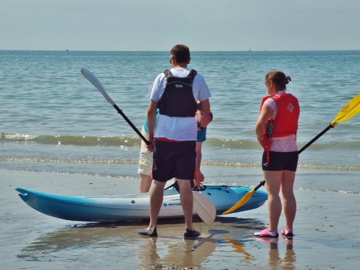 Why go to kayaking demo days? 9