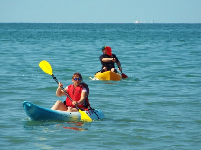 Why go to kayaking demo days? 5