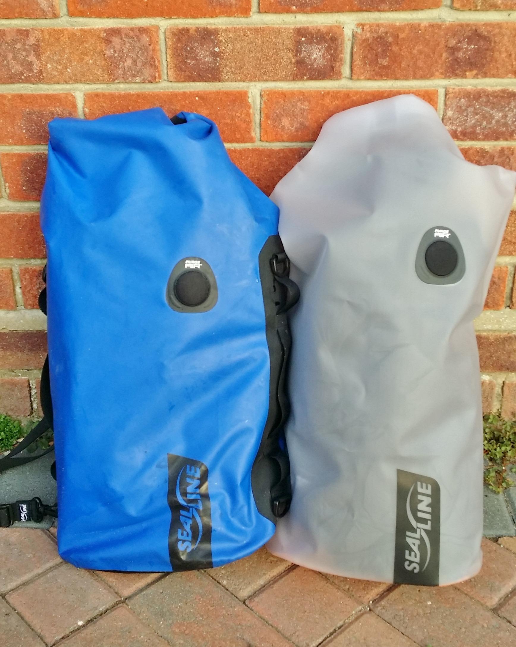 SeaLine dry bags