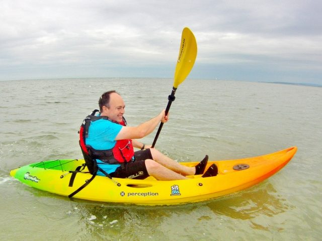 Ainsworth SEA Paddle 3
