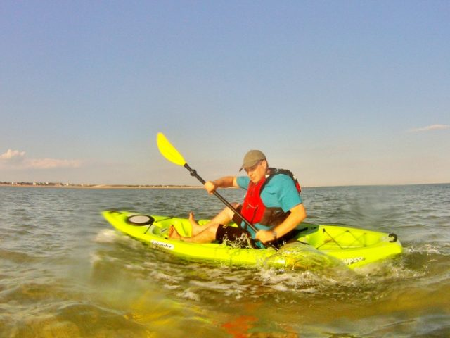 Ainsworth SEA Paddle 4