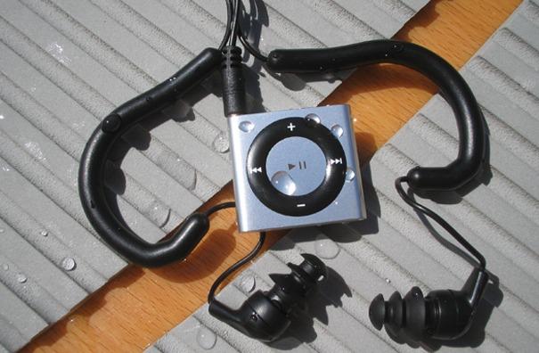 WaterFi Waterproof iPod Shuffle 2