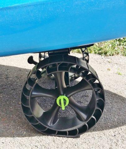 Railblaza C-tug Sandtrakz Wheels 4