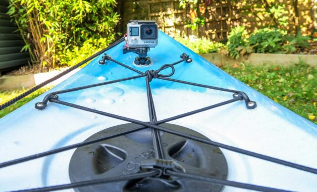 Sit on kayak action cam mounts and shots – the ultimate guide 15