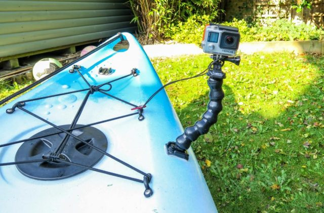 Sit on kayak action cam mounts and shots – the ultimate guide 17