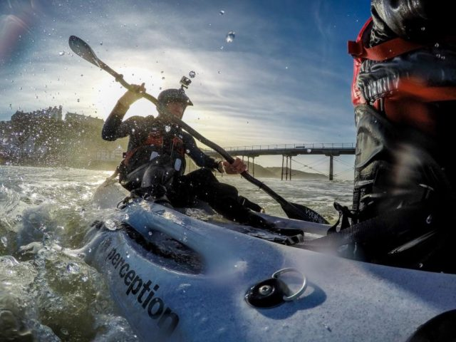 Sit on kayak action cam mounts and shots – the ultimate guide 6