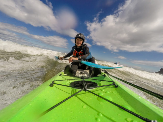Sit on kayak action cam mounts and shots – the ultimate guide 5