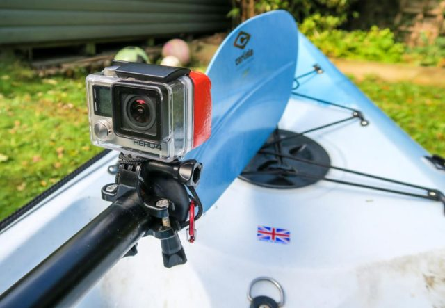 Sit on kayak action cam mounts and shots – the ultimate guide 12